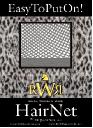 RWR Gray No Knot Hair Net